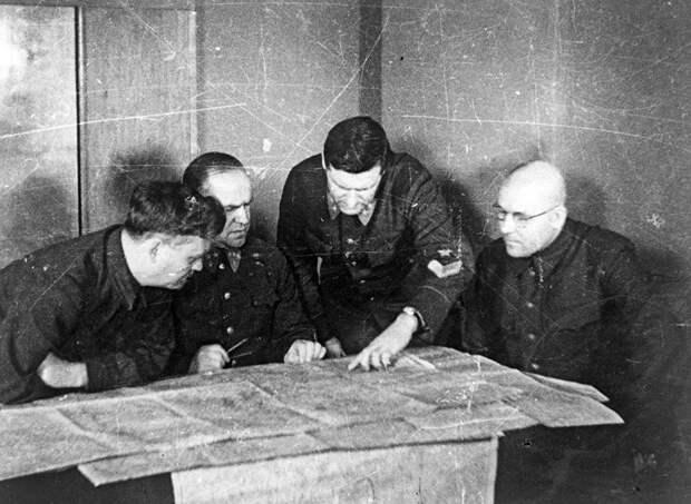 Полководцы Битвы за Москву
