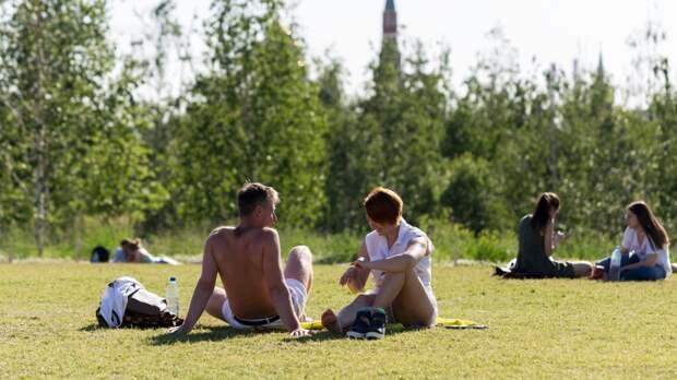 Жителей центральной России предупредили о жаре в 30 градусов