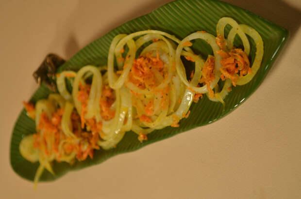 Простые и вкусные блюда, которые можно приготовить из лука, моркови и капусты