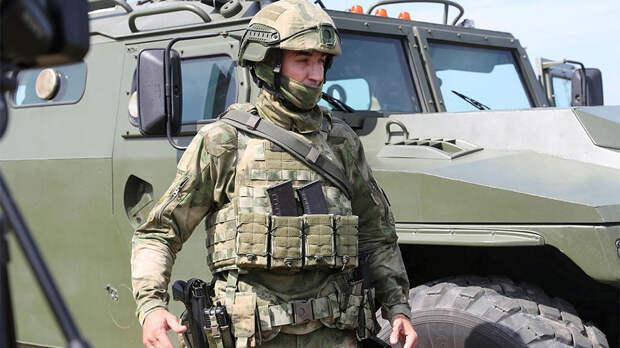 Масштабные учения Росгвардии завершились в Ростовской области
