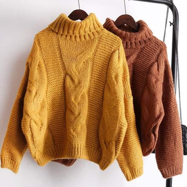 Модные женские свитера и пуловеры 2021-2022: фото-обзор фасонов и расцветок