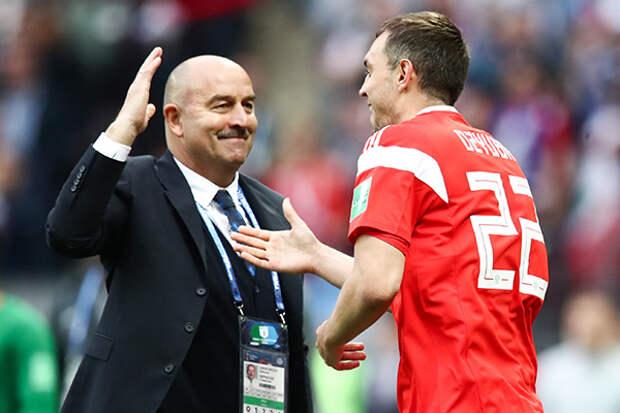 Зря посыпаете голову пеплом! Победа 2:0 над Финляндией дает сборной России отличные шансы на 2-е место в группе. В плей-офф можно попасть одним ударом – при помощи Бельгии