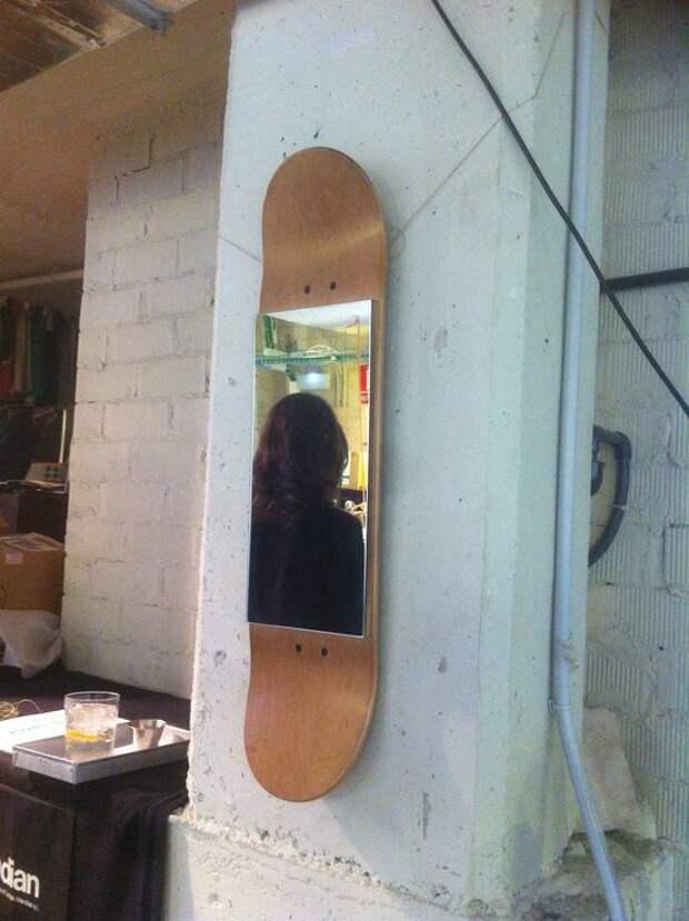 переделка скейтборда своими руками скейтборд