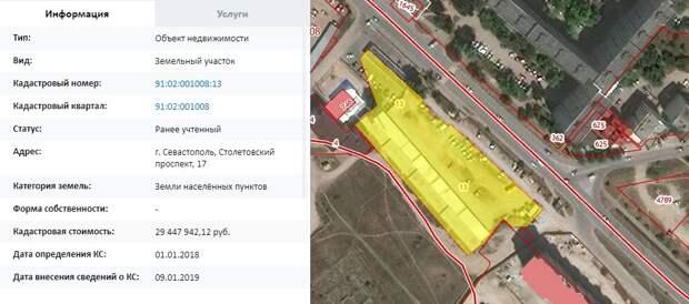 Власти Севастополя забирают скандальный надел на Столетовском проспекте