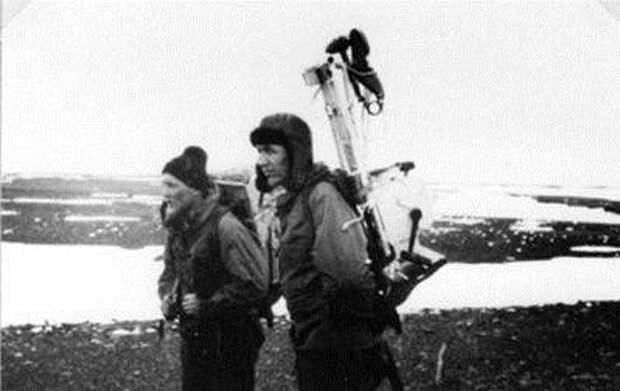 Как секретную нацистскую метеостанцию уничтожил медведь