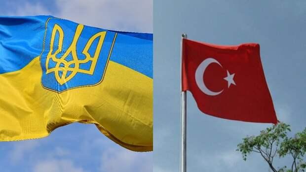 """Турция надеется дешево """"купить"""" Украину за счет страхов Киева перед Россией"""