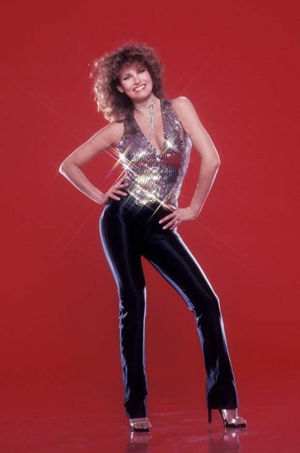 Американская актриса и секс-символ 1970-х годов.
