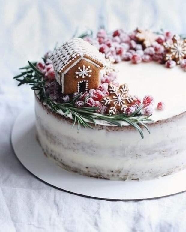 Необычные новогодние сладости