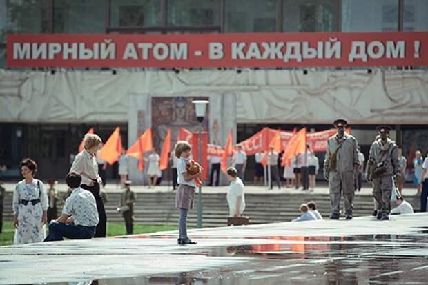 Подвиг за деньги? Новый антисоветский фильм про Чернобыль