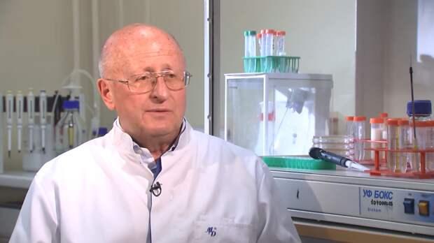 Гинцбург: назальная вакцина от COVID-19 может пройти регистрацию в 2022 году