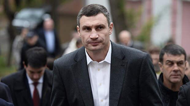 В ситуации с обысками в доме Кличко произошел неожиданный поворот