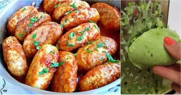 Вкуснятина из кабачка: пышные котлеты к ужину