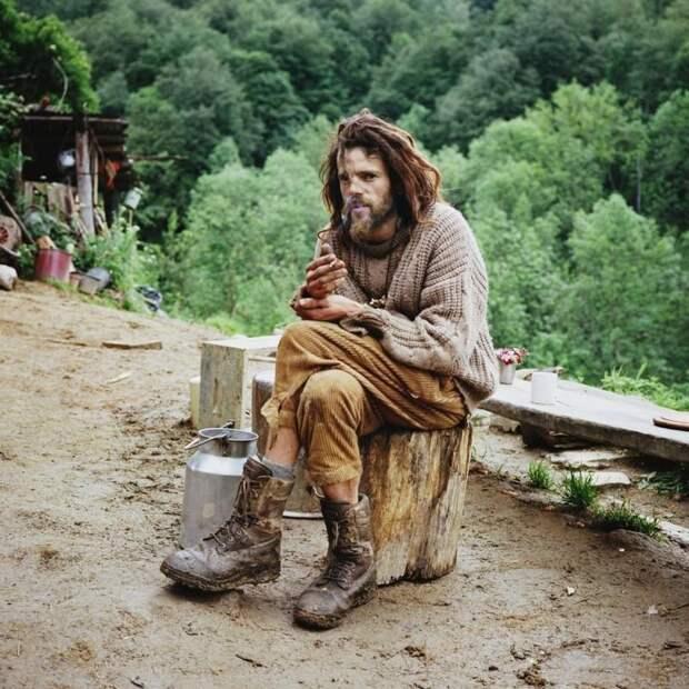 Бегство от суеты: фотографии европейцев, скрывающихся от цивилизации