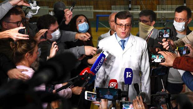Министр здравоохранения Омской области Мураховский пропал в лесу