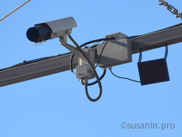 Больше полумиллиона нарушений ПДД выявили с помощью камер видеофиксации в Удмуртии
