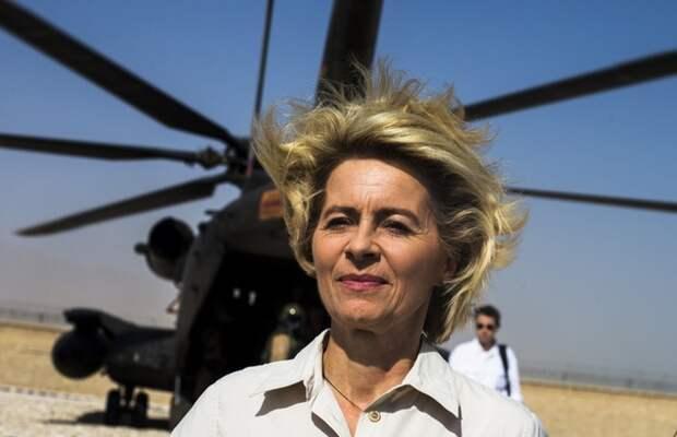 Германия: Мы вооружим всю Европу и справимся с Россией без НАТО