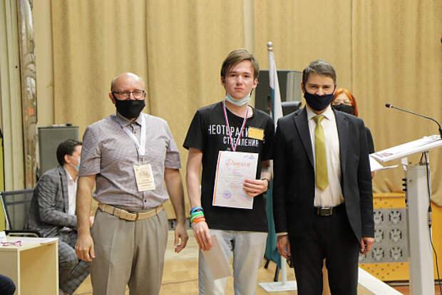 Студент из Лефортова вошел в тройку лучших на Международной олимпиаде по математике