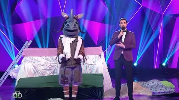 Прохор Шаляпин сказал, кто может скрываться под маской носорога