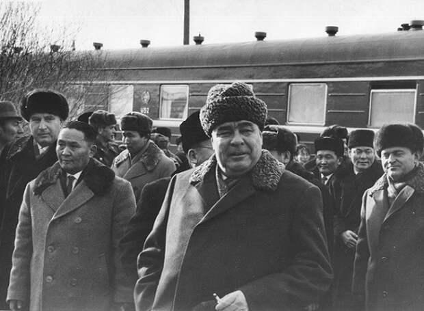 Сколько раз пытались убить Брежнева