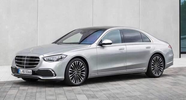 Mercedes-Benz S-Class – эталон качества и комфорта
