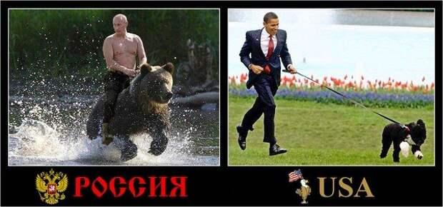 Президент США о Путине и русских: почему Россия так слаба