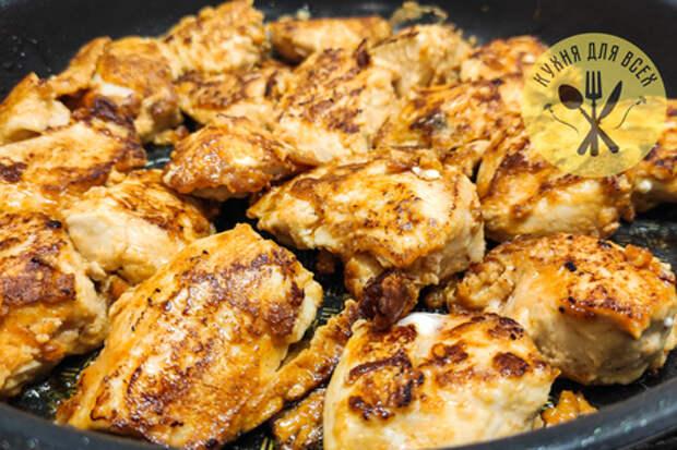 Куриное филе в нежном маринаде