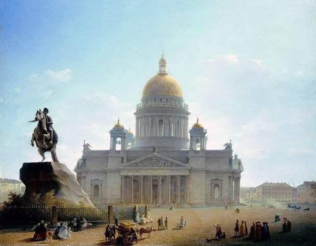 Кто построил город на Неве, ныне называемый Санкт-Петербургом?