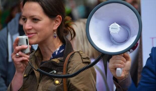 Разрешить проводить митинги попросили активисты главу Ростовской области