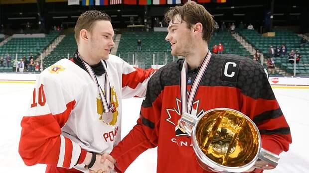 Мирошниченко — о финале ЮЧМ: «Мы даже моментами переигрывали канадцев»