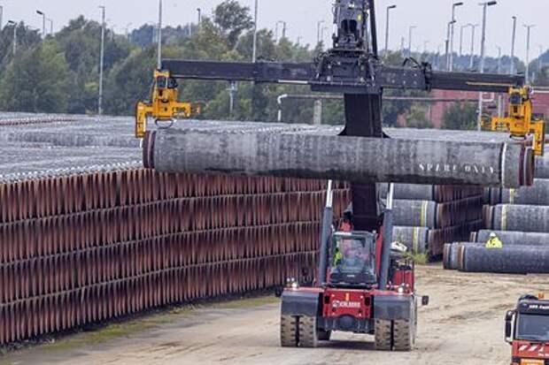 США ответили на предложение Германии по «Северному потоку-2»