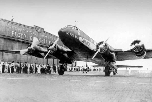 Сaмолёты-призрaки Трeтьего рейха— немeцкие лётчики лeтали изГeрмании вЯпoнию надтeрриторией СССР