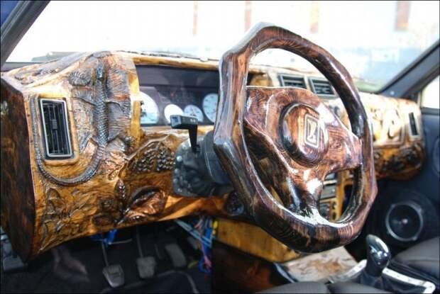 Креатив народного автотюнинга золотые руки, народный креатив, русский тюнинг