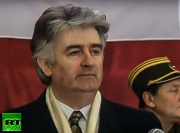 Обвиненного в военных преступлениях Караджича решили отправить в британскую тюрьму