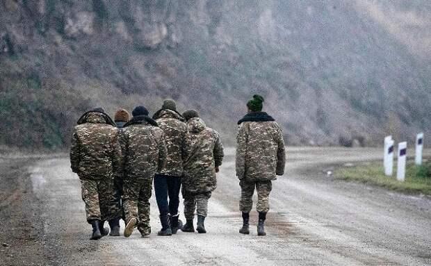 МИД России назвал возвращение группы армянских пленных прекрасной новостью