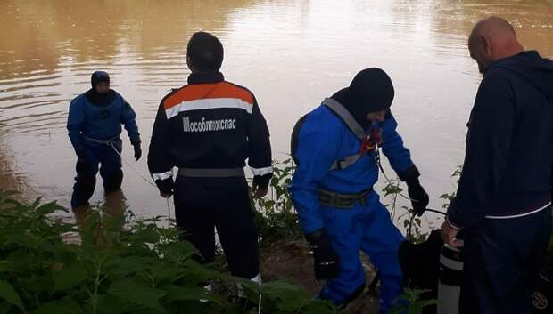 В Подольске отдыхающие нашли тело утонувшего мужчины