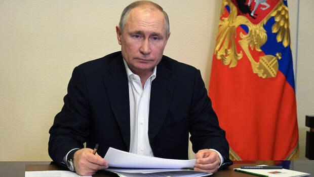 Путин одобрил создание совместной с Таджикистаном системы ПВО