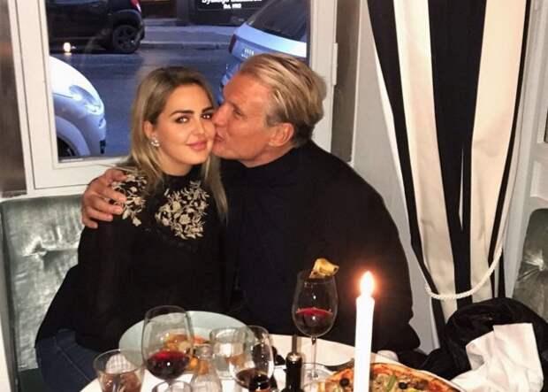 62-летний Дольф Лундгрен женится на24-летней Эмме Крокдал