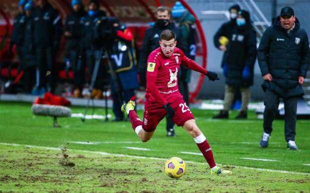Кто такой Денис Макаров, забивший победный красивейший гол «Зениту»