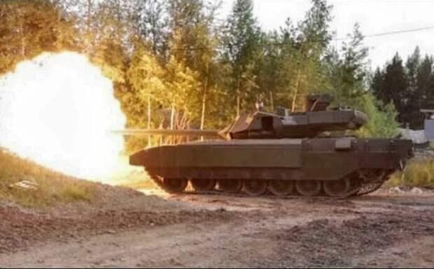 Чемезов рассказал об особенностях беспилотного танка «Армата»