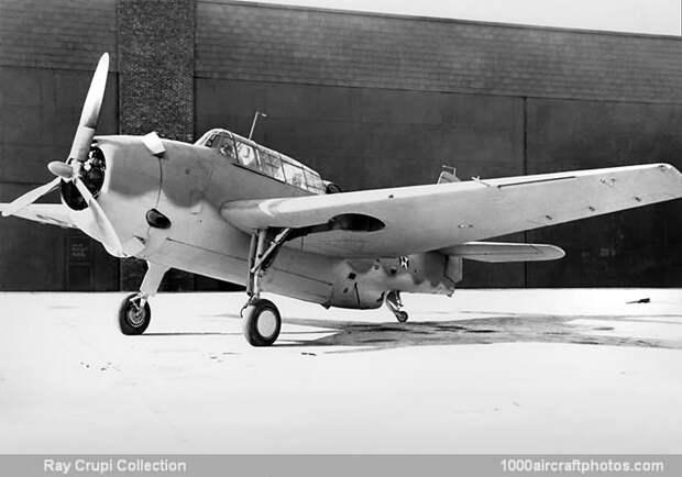 Grumman G-40 XTBF-1 Avenger