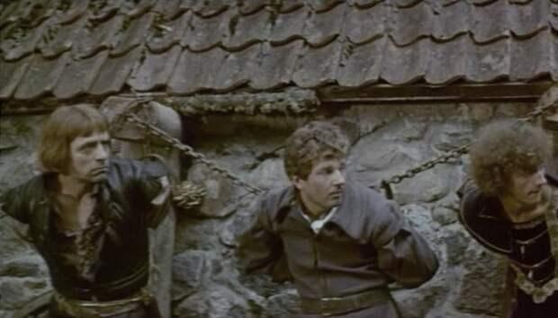 Советское кино: Сказка, рассказанная ночью (1981)