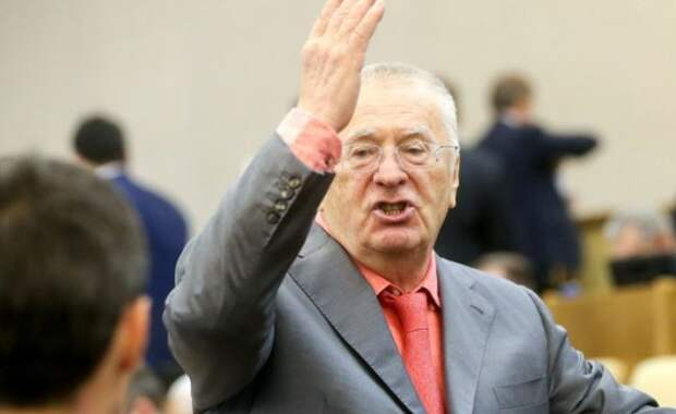 Жириновский возложил вину за войну в Карабахе на Горбачева и Ельцина