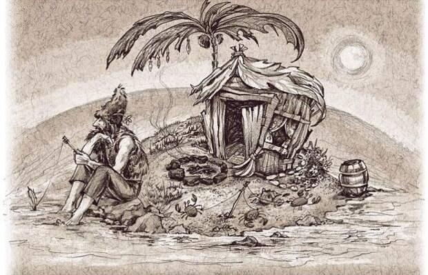Начитанный юнга выживание, истории