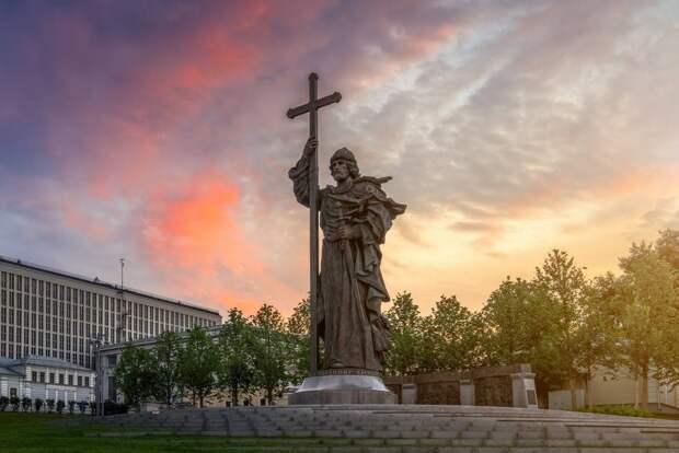 Акция РВИО, посвященная Дню крещения Руси, проходит в онлайн-формате