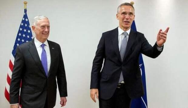 Глава Пентагона: НАТО не видит в России партнера, в отличие от 1990-х   Продолжение проекта «Русская Весна»