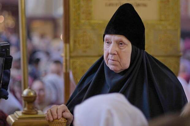 В Краснодарском крае скончалась сестра митрополита Исидора
