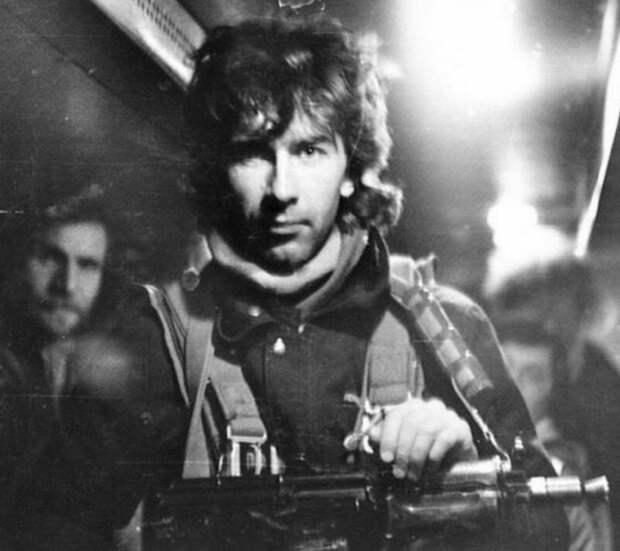 Валерий Сюткин на гастролях в Афганистане, 80-е история, ретро, фото