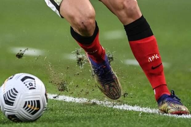 «Спартак» вышел на второе место в турнирной таблице чемпионата России