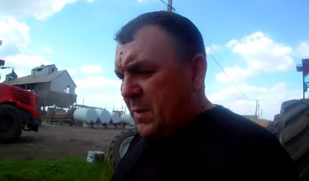 Тракторист без интернета изРостовской области стал известным YouTube-блогером