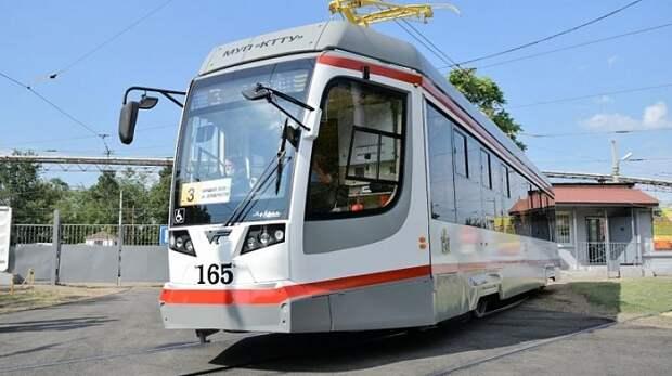 В Краснодаре изменится схема движения трамваев